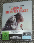 Rampage - 4 K Ultra HD + Blu Ray STEELBOOK (Dwayne Johnson) NEU Preis 15,90 EUR*