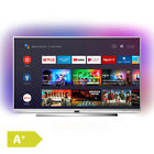 Philips 139cm 55 Zoll 4K Ultra HD LED Fernseher 3fach Ambilight HDR Android TV Preis 599,00 EUR*