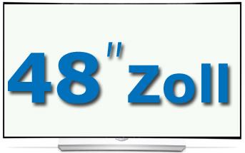 TV Led Fernseher 48 Zoll Preise
