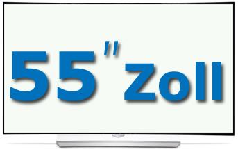 TV Led Fernseher 55 Zoll Preise