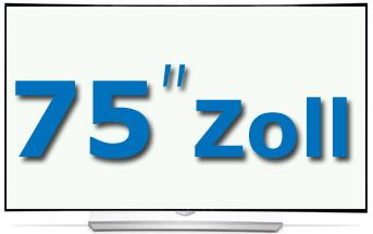 TV Led Fernseher 75 Zoll Preise